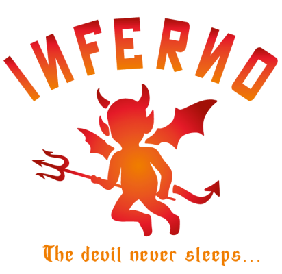 inferno for men logo